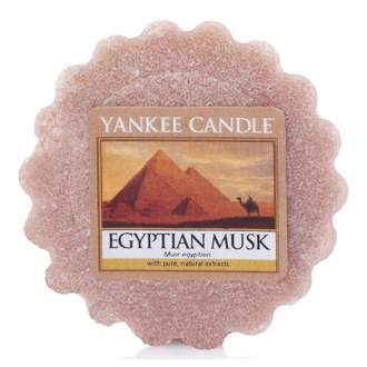 Vosk YANKEE CANDLE 22g Egyptian Musk
