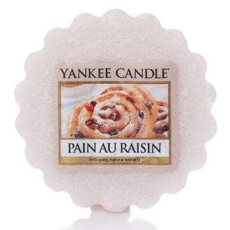 Vosk YANKEE CANDLE 22g Pain au Raisin