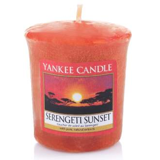 Votiv YANKEE CANDLE 49g Serengeti Sunset