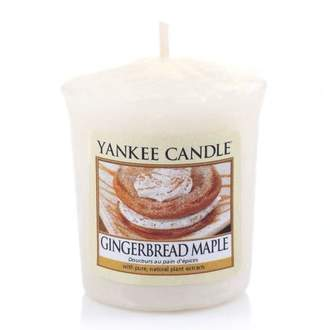 Votiv YANKEE CANDLE 49g Gingerbread Maple
