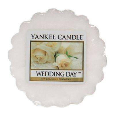 Vosk YANKEE CANDLE 22g Wedding Day