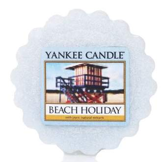 Vosk YANKEE CANDLE 22g Beach Holiday