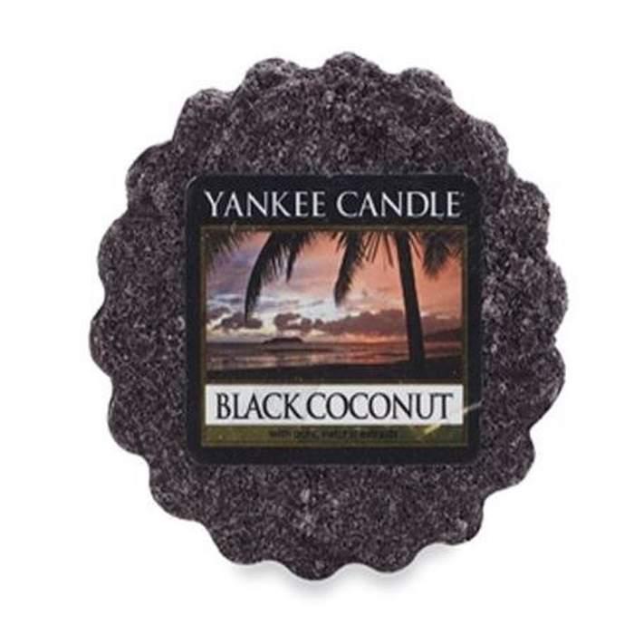 Vosk YANKEE CANDLE 22g Black Coconut