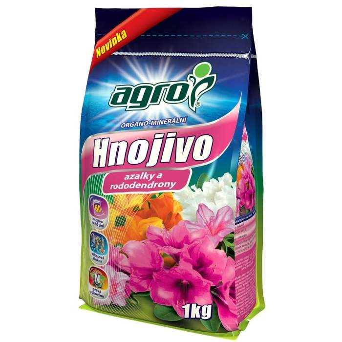 AGRO OM Azalka a rododendron 1kg