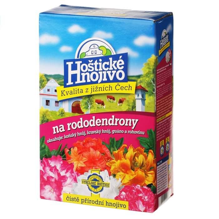 Hoštické hnojivo na rododendrony a azalky 1Kg