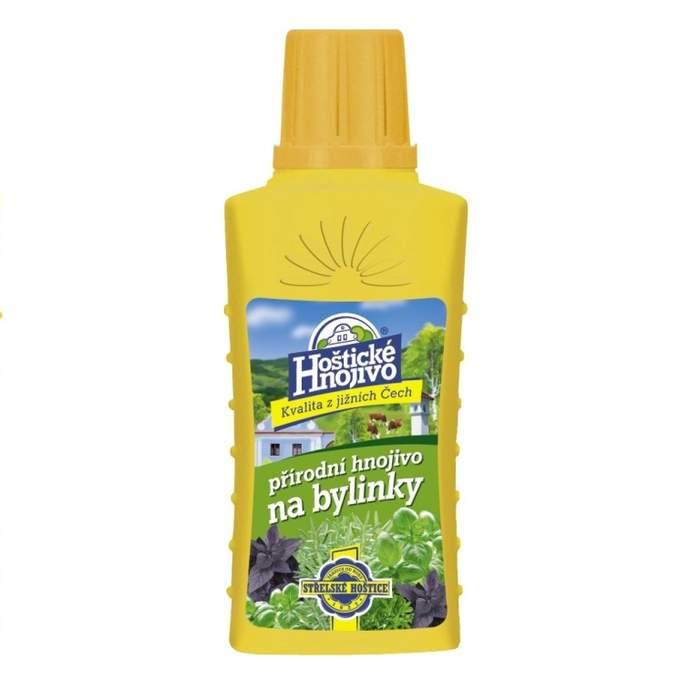Hoštické hnojivo na bylinky 200ml