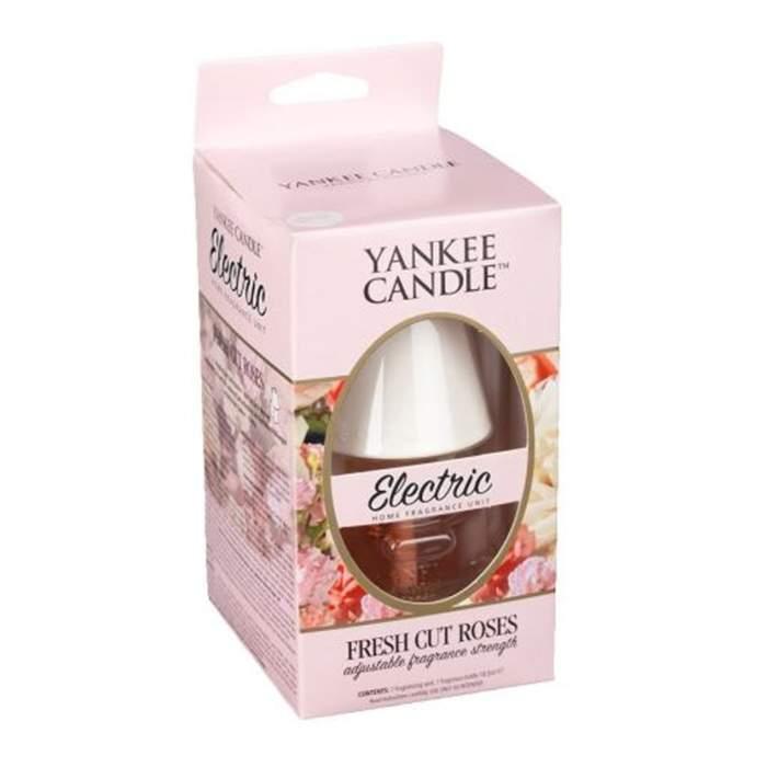 Vůně do zásuvky YANKEE CANDLE Fresh Cut Roses