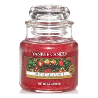 Svíčka YANKEE CANDLE 104g Red Apple Wreath
