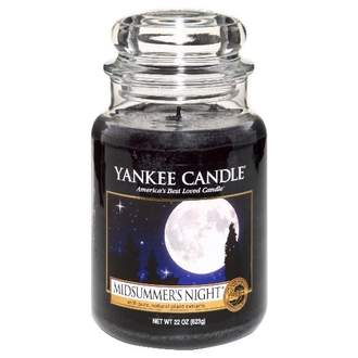 Svíčka YANKEE CANDLE 623g Midsummer's Night