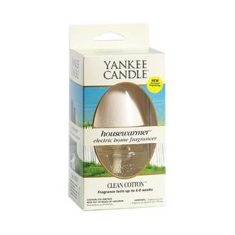 Vůně do zásuvky YANKEE CANDLE Clean Cotton