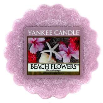 Vosk YANKEE CANDLE 22g Beach Flowers
