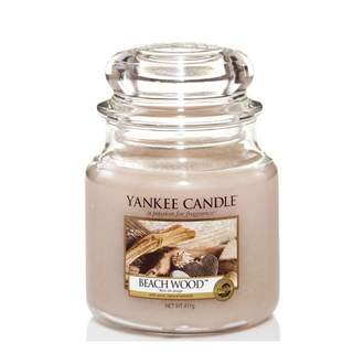 Svíčka YANKEE CANDLE 104g Beach Wood