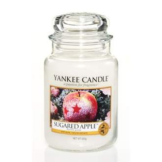 Svíčka YANKEE CANDLE 623g Sugared Apple