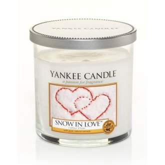 Svíčka YANKEE CANDLE Décor 198g Snow in Love