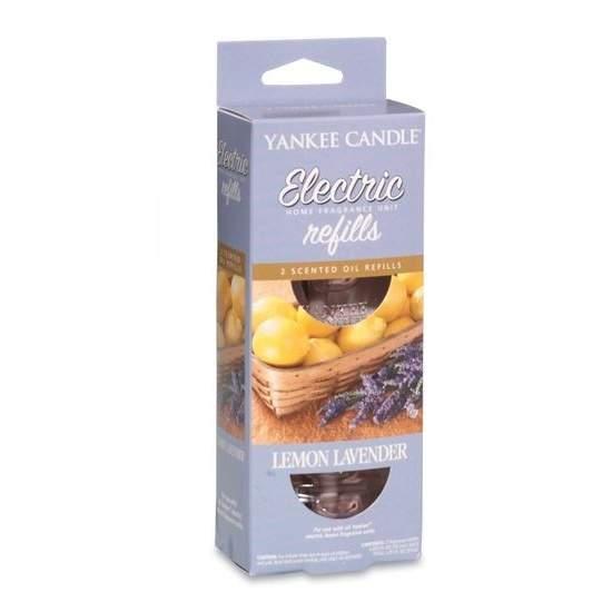Vůně do zásuvky YANKEE CANDLE náplň Lemon Lavender