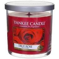 Svíčka YANKEE CANDLE Décor 198g True Rose