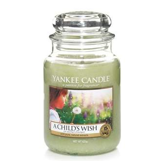 Svíčka YANKEE CANDLE 623g A Childs Wish