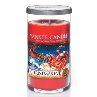 Svíčka YANKEE CANDLE Décor 340g Christmas Eve