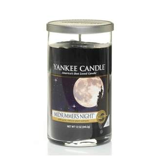 Svíčka YANKEE CANDLE Décor 340g Midsummer's Night