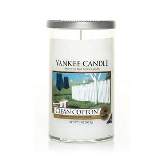 Svíčka YANKEE CANDLE Décor 340g Clean Cotton