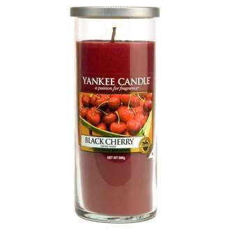 Svíčka YANKEE CANDLE Décor 566g Black Cherry