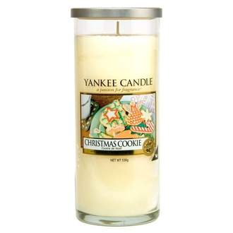 Svíčka YANKEE CANDLE Décor 538g Christmas Cookie
