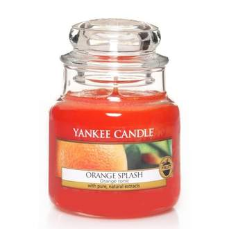 Svíčka YANKEE CANDLE 104g Orange Splash