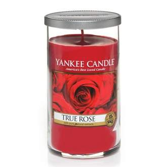Svíčka YANKEE CANDLE Décor 340g True Rose
