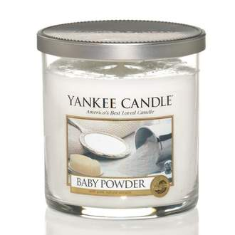 Svíčka YANKEE CANDLE Décor 198g Baby Powder