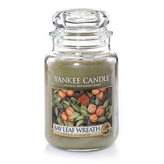 Svíčka YANKEE CANDLE 623g Bay Leaf Wreath
