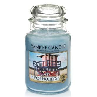 Svíčka YANKEE CANDLE 623g Beach Holiday