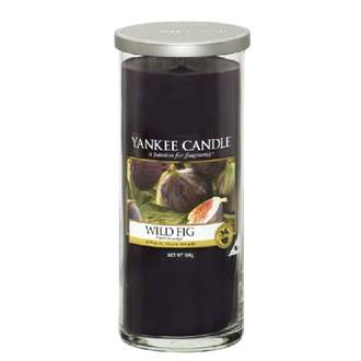 Svíčka YANKEE CANDLE Décor 538g Wild Fig