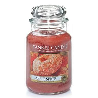 Svíčka YANKEE CANDLE 623g Apple Spice