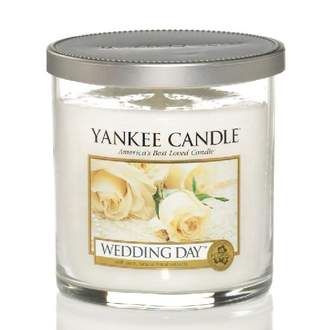 Svíčka YANKEE CANDLE Décor 198g Wedding Day