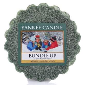 Vosk YANKEE CANDLE 22g Bundle Up