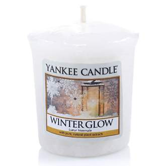 Votiv YANKEE CANDLE 49g Winter Glow