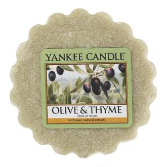 Vosk YANKEE CANDLE 22g Olive & Thyme