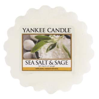 Vosk YANKEE CANDLE 22g Sea Salt & Sage