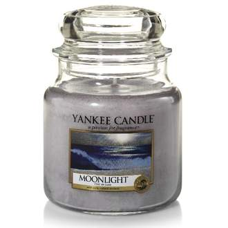 Svíčka YANKEE CANDLE 411g Moonlight