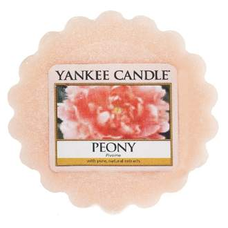 Vosk YANKEE CANDLE 22g Peony