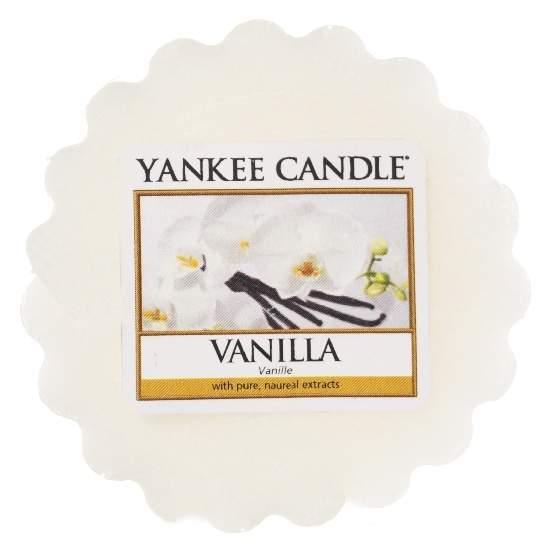 Vosk YANKEE CANDLE 22g Vanilla