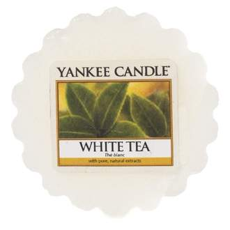 Vosk YANKEE CANDLE 22g White Tea