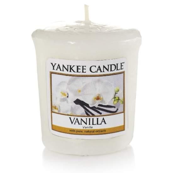 Votiv YANKEE CANDLE 49g Vanilla