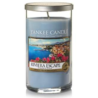 Svíčka YANKEE CANDLE Décor 340g Riviera Escape