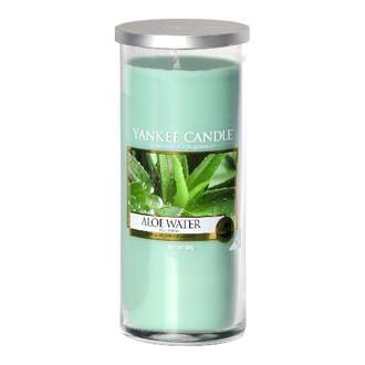 Svíčka YANKEE CANDLE Décor 566g Aloe Water