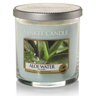 Svíčka YANKEE CANDLE Décor 198g Aloe Water