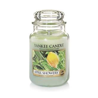 Svíčka YANKEE CANDLE 623g April Showers