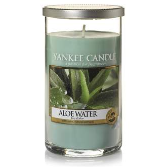 Svíčka YANKEE CANDLE Décor 340g Aloe Water