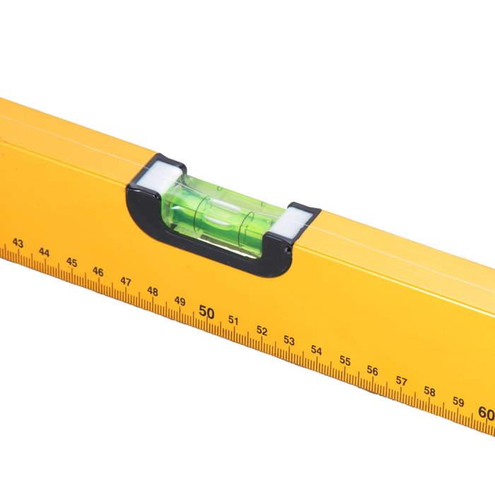 Vodováha 3 měřidla hliník 1 m