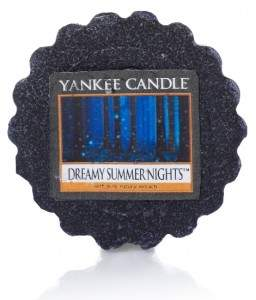 Vosk YANKEE CANDLE 22g Dreamy Summer Nights